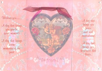 Valentine Card Inside